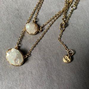 Loft Geode Necklace